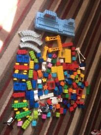 Huge bundle mega blocks bloks