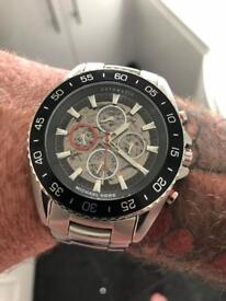 Micheal Kors Jetmaster watch sale or swap?