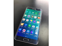 SAMSUNG S6 EDGE PLUS 32GB AS NEW UNLOCKED WITH RECEIPT AND WARRANTY