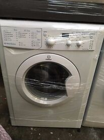 INDESIT free standing washing machine 7 kg display model nice condition & fully working order