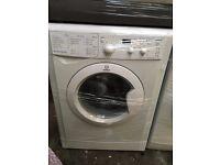 INDESIT free standing washing machine 7 kg display model nice condition & fully working order