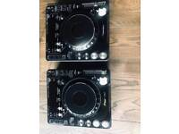 Pioneer CDJ 1000 MK3 CD Turntables