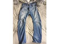 Top man arc leg jeans 30R