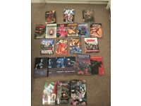 21 Graphic novels. Marvel and DC