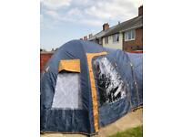 Camp easy tent