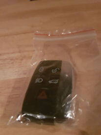 Range Rover Vogue - Sport - Evoque 5 button Key Land Rover keyless cut and coded to car