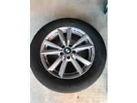 BMW 19inch alloys and tyres