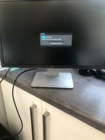 Del monitor