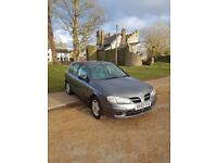 NISSAN ALMERA 1.5 LOW MILAGE ONLY DONE 64K EXCELLENT CONDITION DRIVES SUPERB