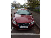 VOLVO S80 SALOON 2L DIESEL 4dr. HPI CLEAR. 6 GEAR. FULL S HISTORY.ECONMICAL.