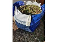 Free garden mulch free to collector