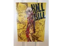 Kill Bill A3 Movie Poster