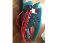 Bosch Electrics Hedge Trimmer - used once