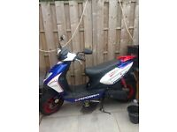 CPI Moped 14 Plate