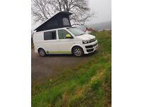 VW T5 Campervan 2014 Full conversion, FSH, MOT Sept