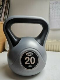 20kg kettlebell