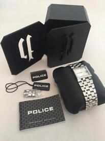 Police watch used