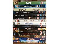DVD bundle. Job lot of 15 DVDs.