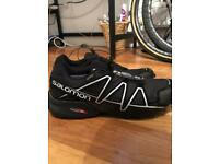 Salomon Speed Cross trainers (size 10)
