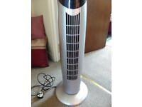 Honeywell oscillating cooling tower