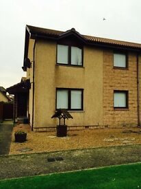2 Bedroom furnished flat to rent in Peterhead GCH/DG £625PCM + £625 deposit.