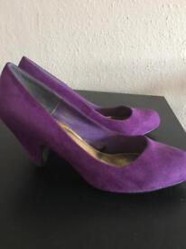 H&M Purple Shoes Size 6