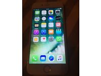 iPhone 6 Silver 128GB in Mint Condition - Unlocked