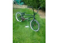 BIKE FOR SALE - MY VANDALS BMX - LTD EDITION -NOT MANY MADE -