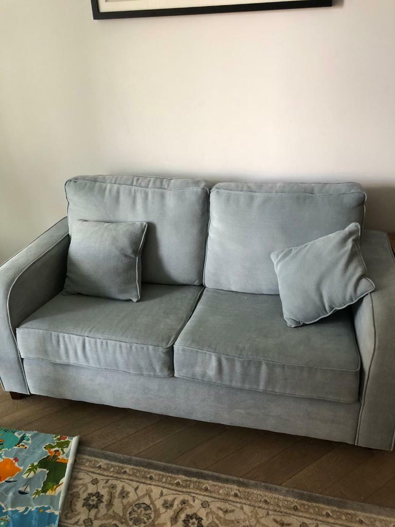 Willow And Hall Dunsmore 2 Seater Sofa Bed Paid 1268 In South West London Gumtree
