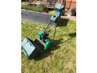 Suffolk Punch rotary lawnmower