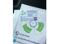 Rubbish removals/Waste collections in fife