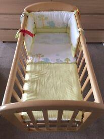 For sale John Lewis crib