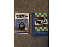 2x - police officer selection process books