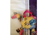 Cute joules horse bag
