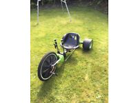 Huffy Green Machine 20x /Go Kart / Trike / Tricycle