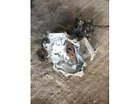 Vw polo 2003 1.2 gearbox 5 speed