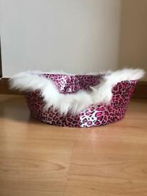 Build-A-Bear pet bed