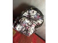 Madden Girl Floral Backpack