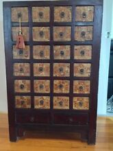 Antique Chinese Medicine Chest - DOWNSIZING SALE!!! Sandy Bay Hobart City Preview
