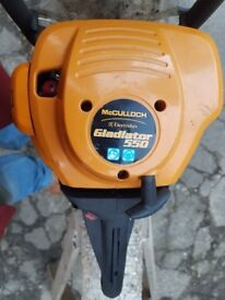 Hedge trimmer McCulloch Gladiator 550