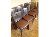 Dinning chairs 12 in total