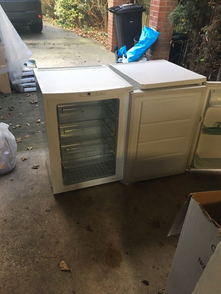 Under counter Fridge and Freezer for sale