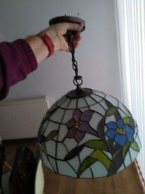 Tiffany lampshade - unused