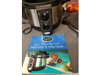 Breville pressure electric cooker