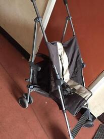 Mamas and papas stroller/buggy +rain cover