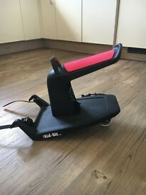Kid-Sit buggy board with seat