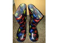 Boys wellies size 9