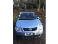 2006 2.0TDI 140Bhp 7 SEAT LONG MOT LOW MILAGE