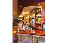 Dynamic bar and floor staff for Salisbury centre gastropub
