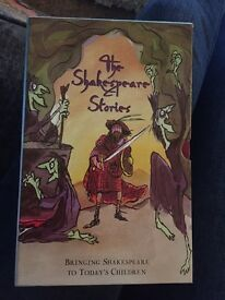 The Shakespeare Stories collection